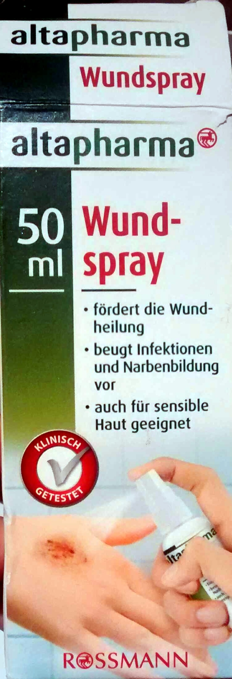 Wundspray - Product
