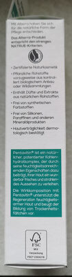 Hydro Tagescreme Bio-Traube & Bio-Weisser Tee - Product