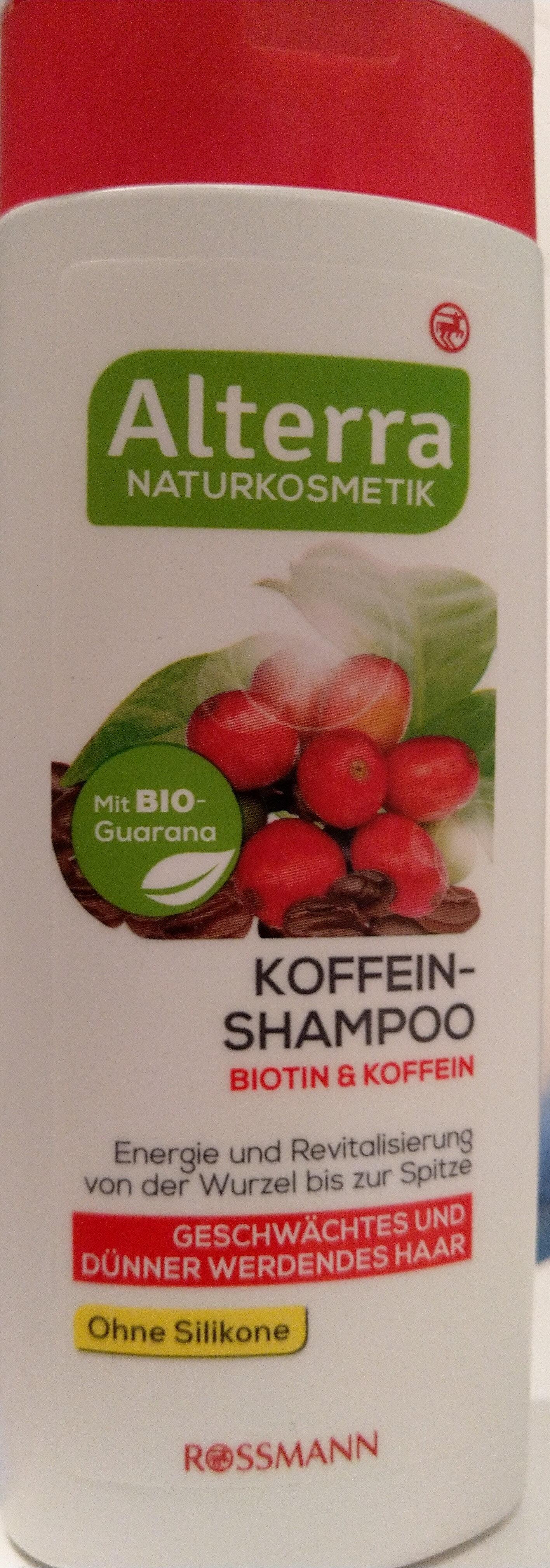 Alterra Koffein-Shampoo - Produit - de