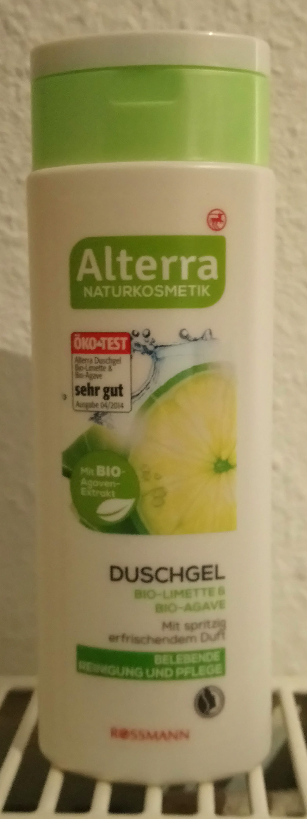 Duschgel Bio-Limette & Bio-Agave - Product