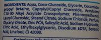 Active Clear - Anti-Pickel - Ingredients - de