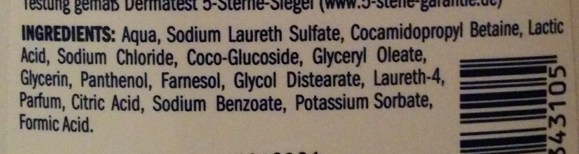 Isana Med Arztseife [Spezial] - Ingredients - de