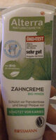 Zahncreme Bio-Minze - Product - de