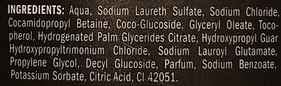 Duschgel fresh [3in1] - Ingredients - de