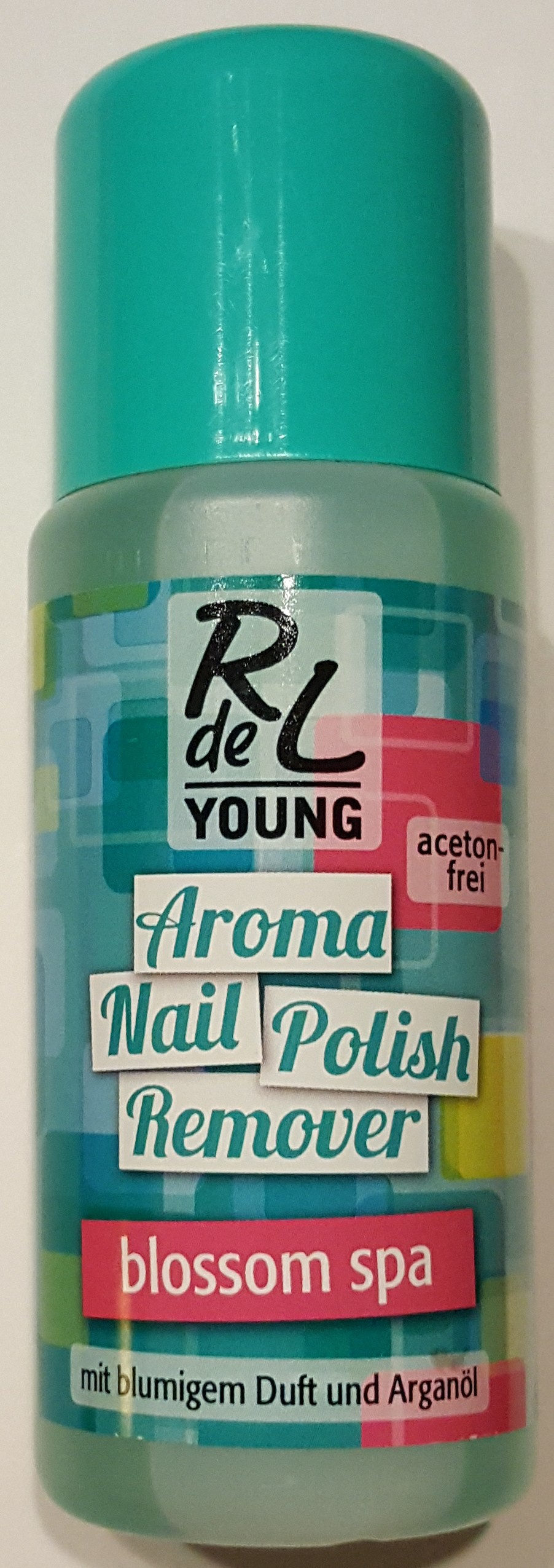 Aroma Nail Polosh Remover blossom spa - Product