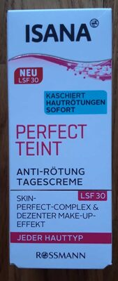 Perfect Teint (Anti-Rötung Tagescreme) - Product