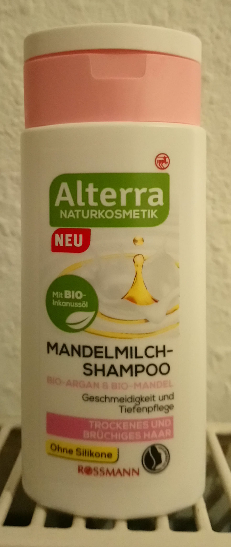 Mandelmilch-Shampoo - Product