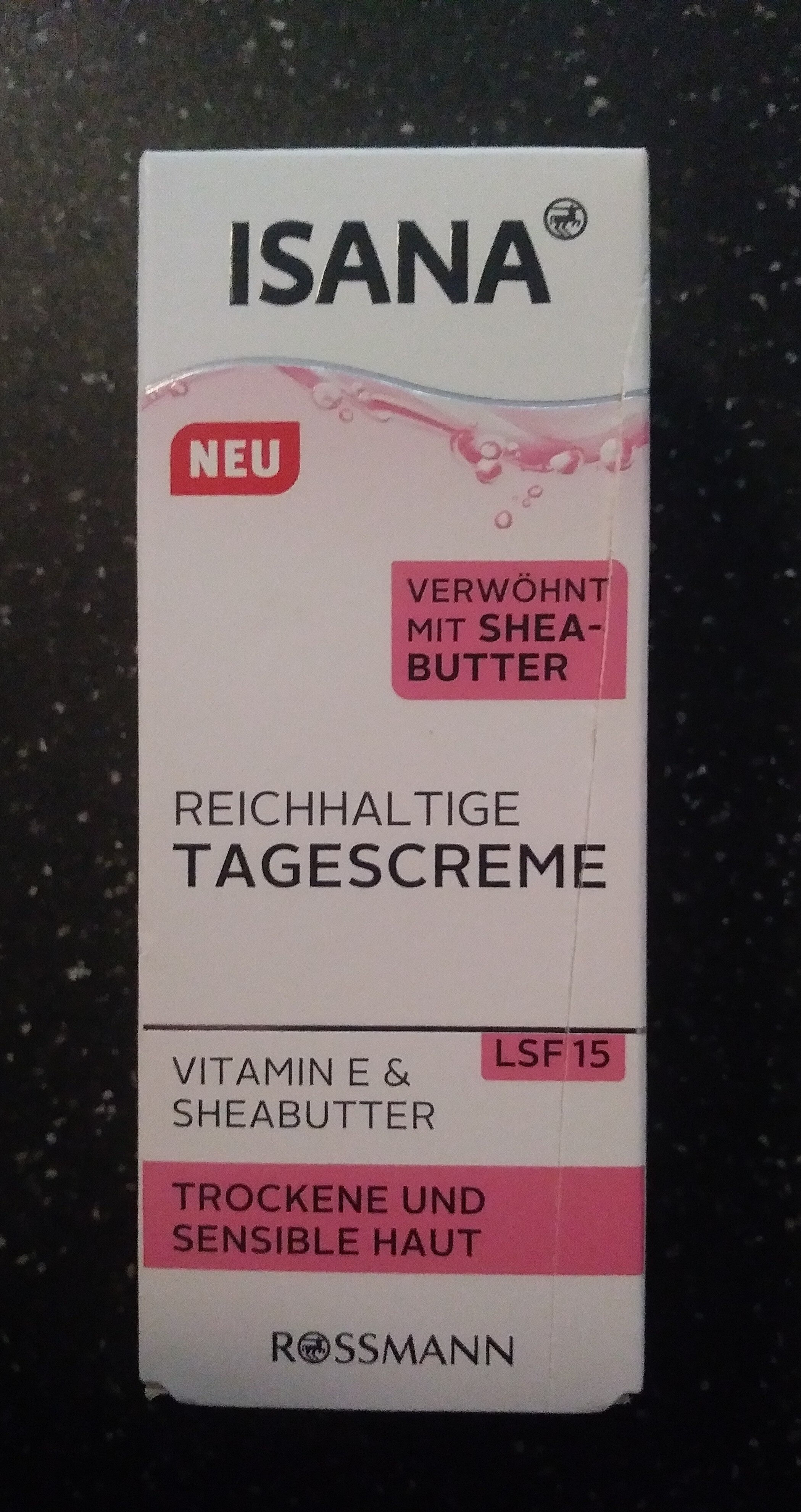Reichhaltige Tagescreme - Product
