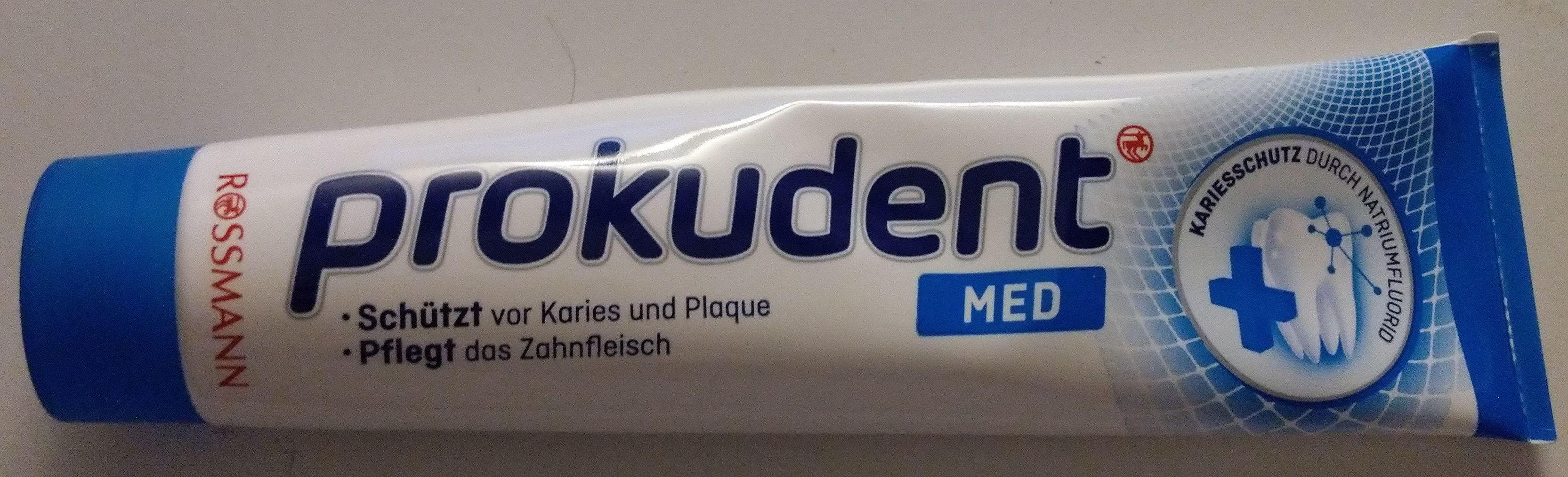 prokudent MED - Product - de