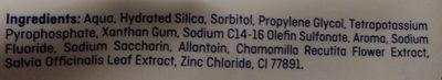 prokudent MED - Ingredients - de