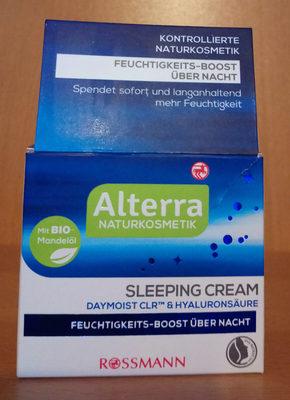Sleeping Cream - Product