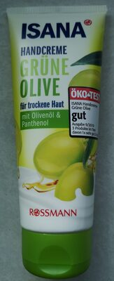 Handcreme Grüne Olive - 9