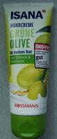 Handcreme Grüne Olive - Product - de