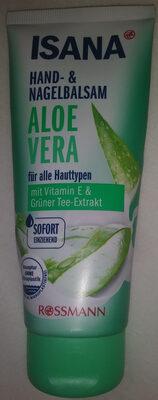 Hand- & Nagelbalsam Aloe Vera - Produit - de