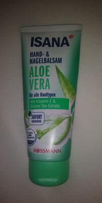 Hand- & Nagelbalsam Aloe Vera - Product