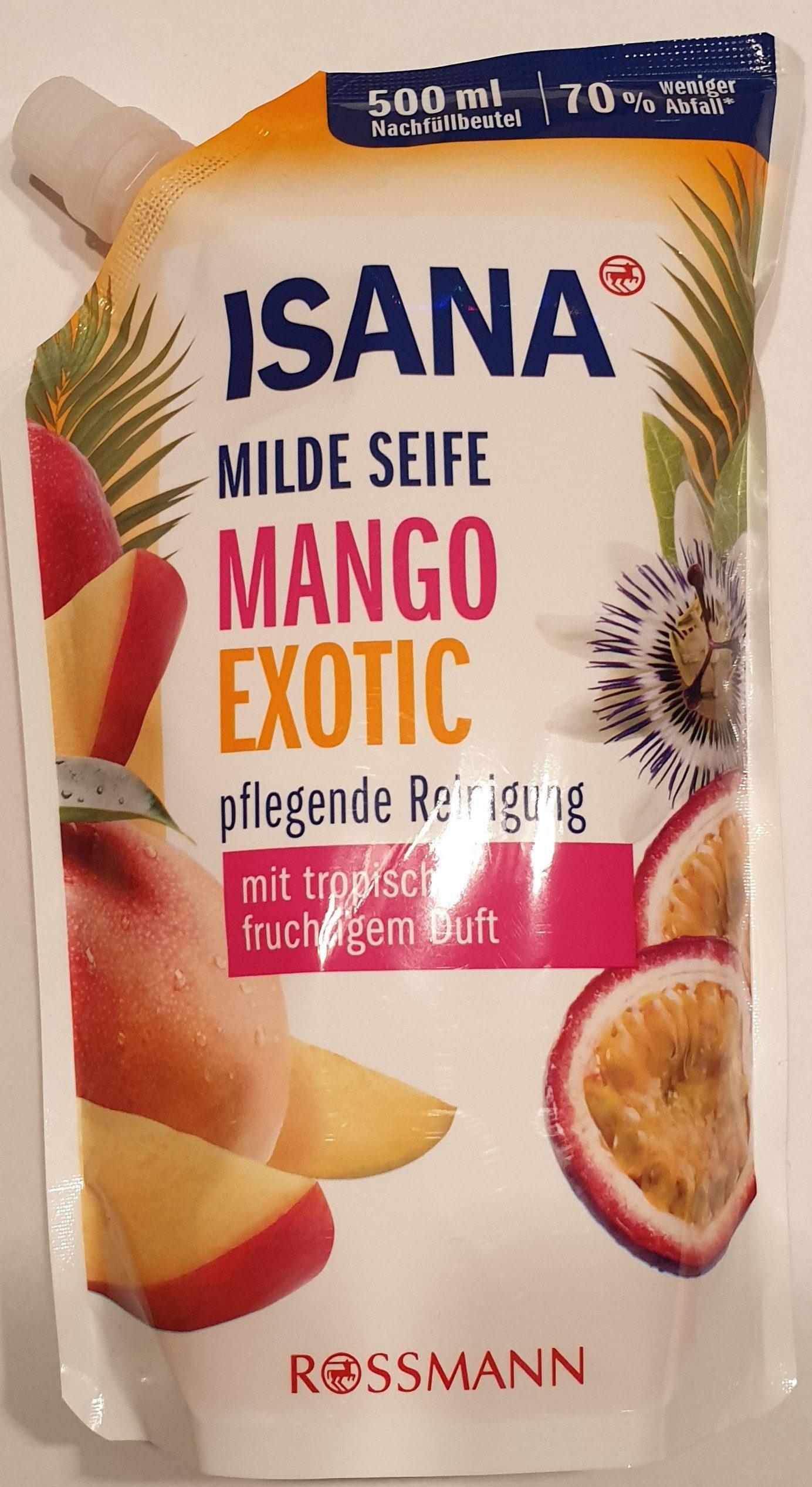milde Seife Mango exotic - Product - de