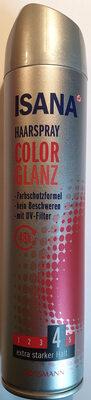 Haarspray Color Glanz, 4 extra starker Halt - Product - de