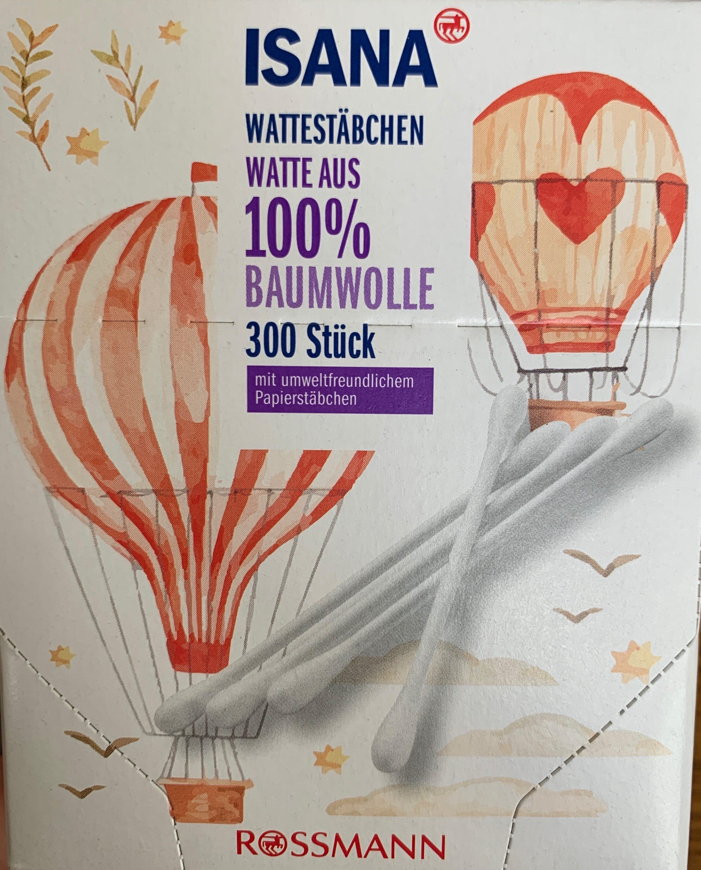 Wattestäbchen - Product - de