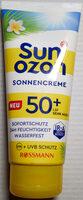 Sonnencreme LSF 50+ sehr hoch - Product - en