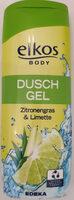Duschgel Zitronengras & Limette - Product