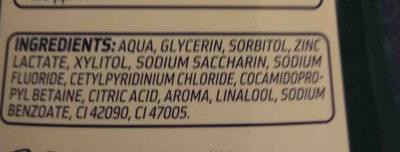 DentaMax antibakterielle - Ingredients - de