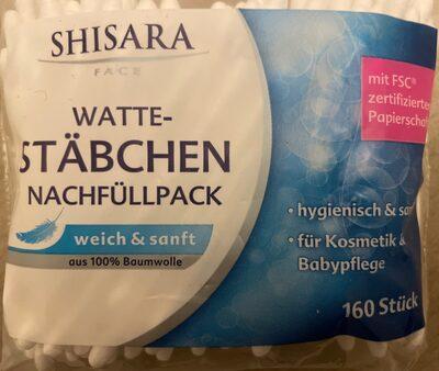Wattestäbchen Nachfüllpack - Product - de