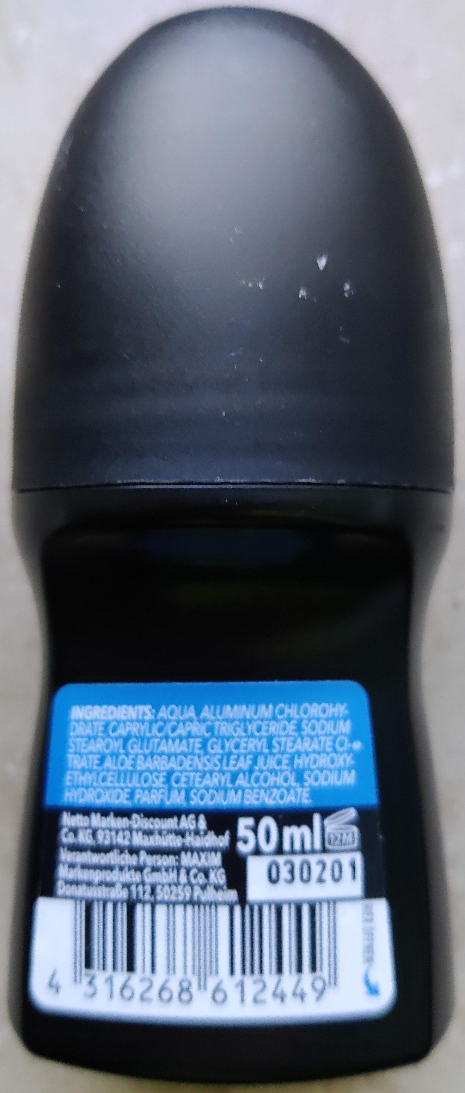 X-Dry Anti Transpirant - Product - en