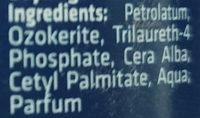 Sôi men Stylingwachs Struktur & Halt 4 - Ingredients