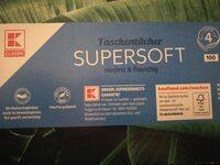 Supersoft Taschentücher - Produit - de