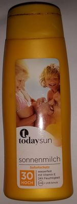 Sonnenmilch 30 Hoch - Product - de