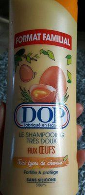 DOP shampooing aux oeufs - Produit - fr