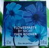 Flower By night - Produit