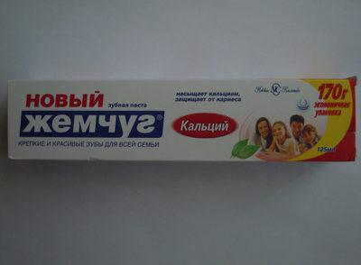Новый Жемчуг Кальций - Product - ru
