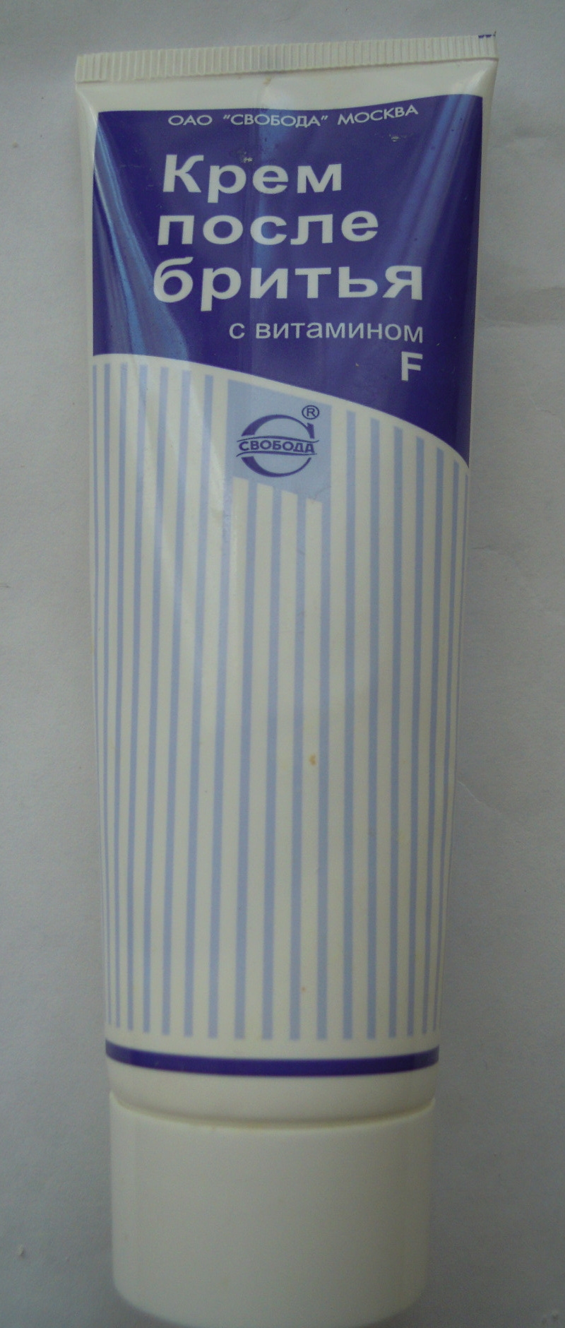 Крем после бритья с витамином F - Product - ru