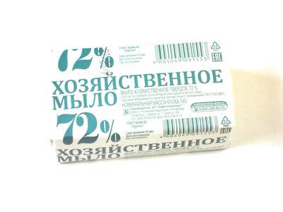 Хозяйственное мыло 72% - Product - ru