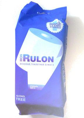 Влажная туалетная бумага - Product - ru