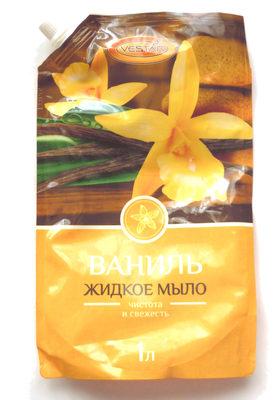 Жидкое мыло «Ваниль» - Product