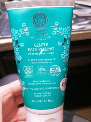 Gentle face peeling - Product - cs