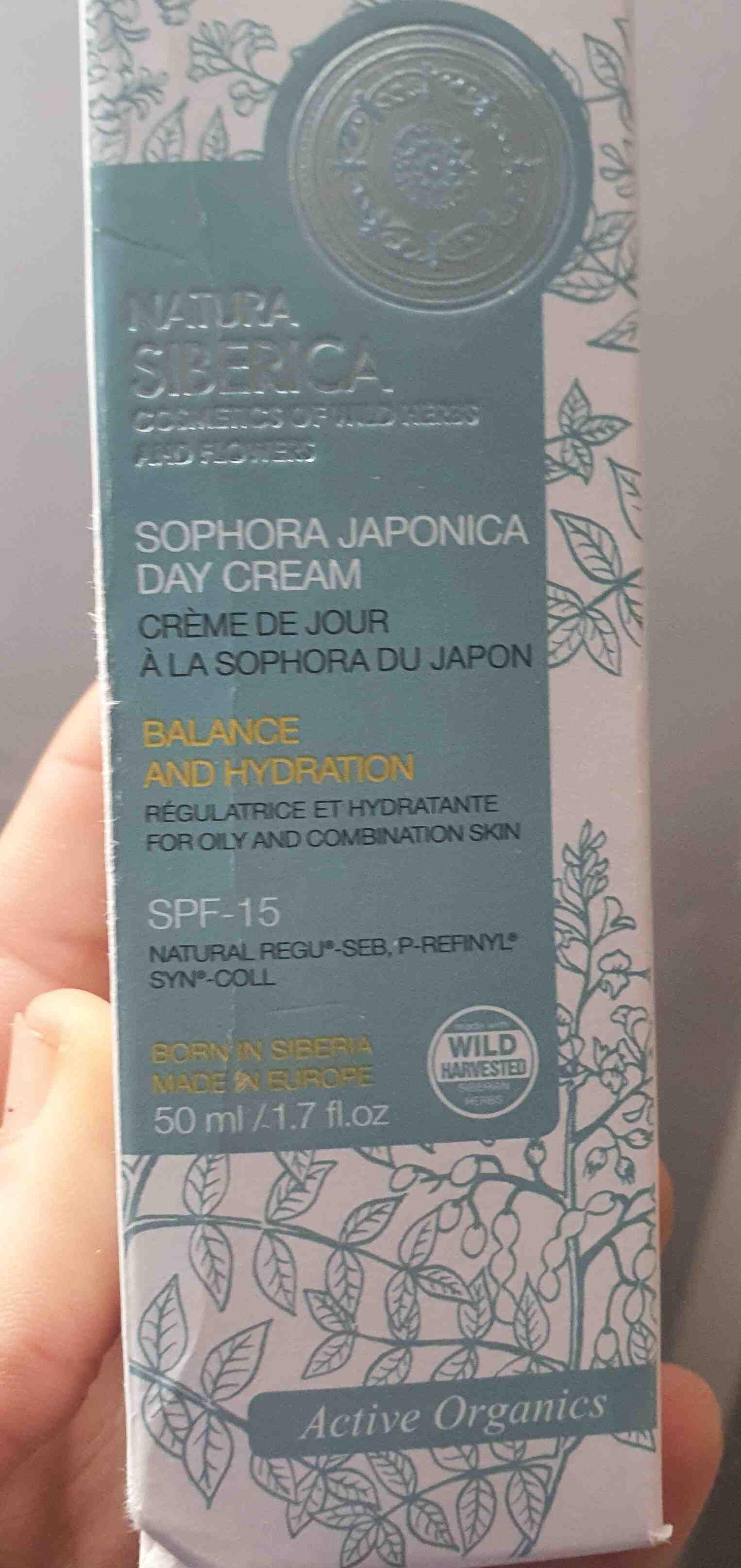 sophora japonica day cream - Product - en