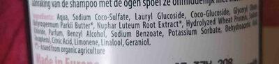 organic shop - Ingredients - en