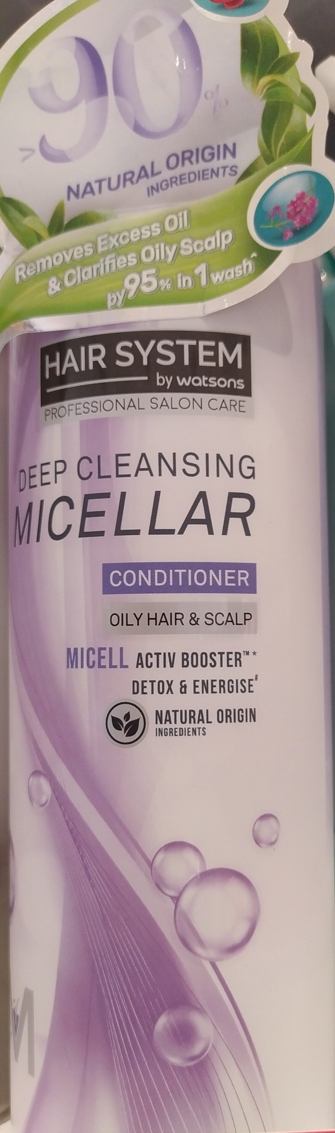 Micellar Botanical Deep Cleansing Conditioner - Product - en