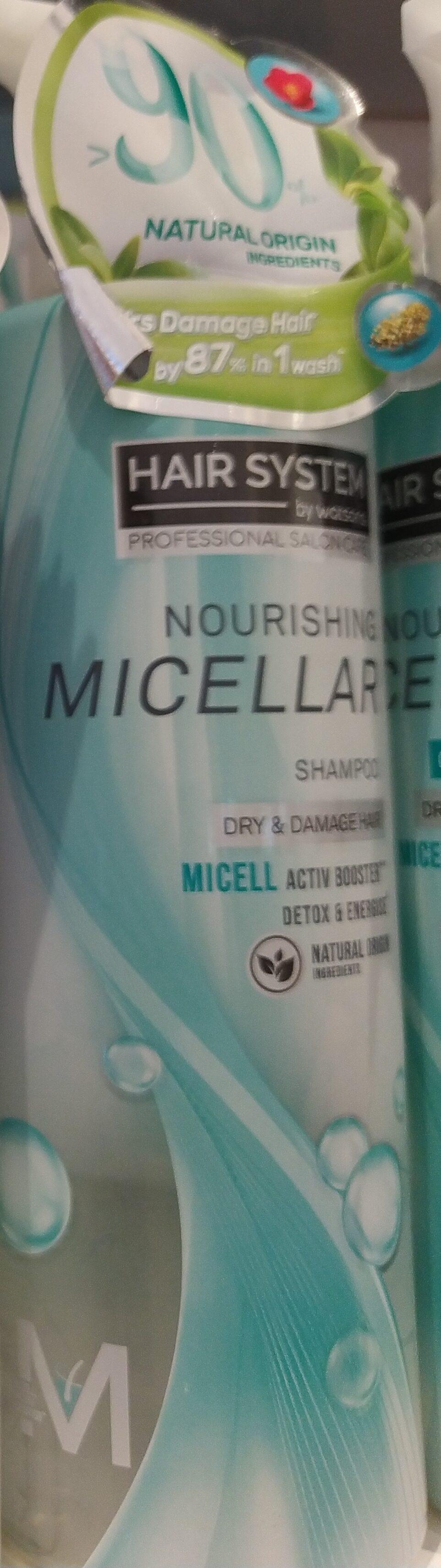 Micellar Botanical Nourishing Shampoo - Product - en