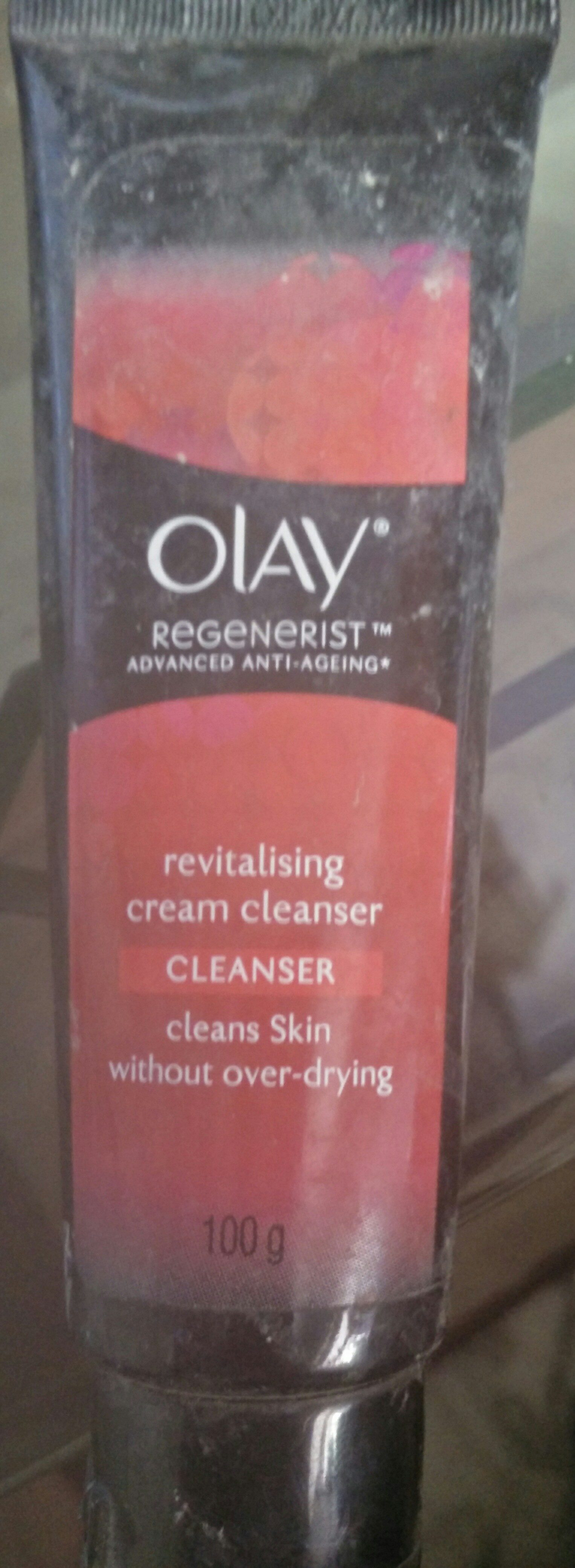 Revitalising Cream Cleanser - Product - en