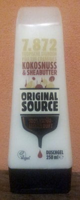 Original Source Kokosnuss & Sheabutter - Product