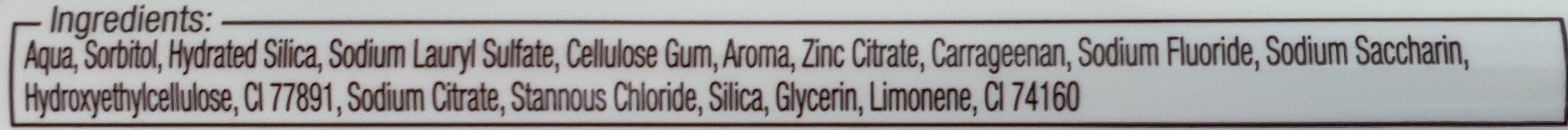complete plus extra frisch - Ingredients - de