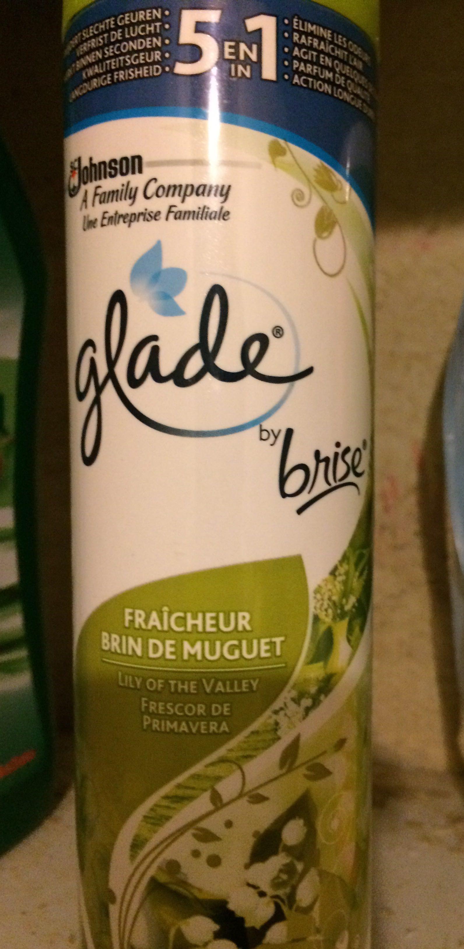 Parfum Glade Johnson fraicheur muguet - Produit - fr