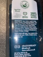 Radox muscle soak - Ingrédients - en
