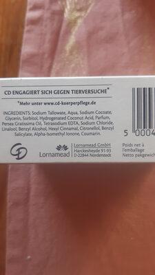 milde Seife CD - Ingredients - de