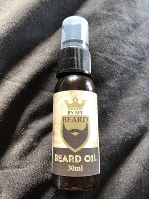 Beard oil - Produit - fr