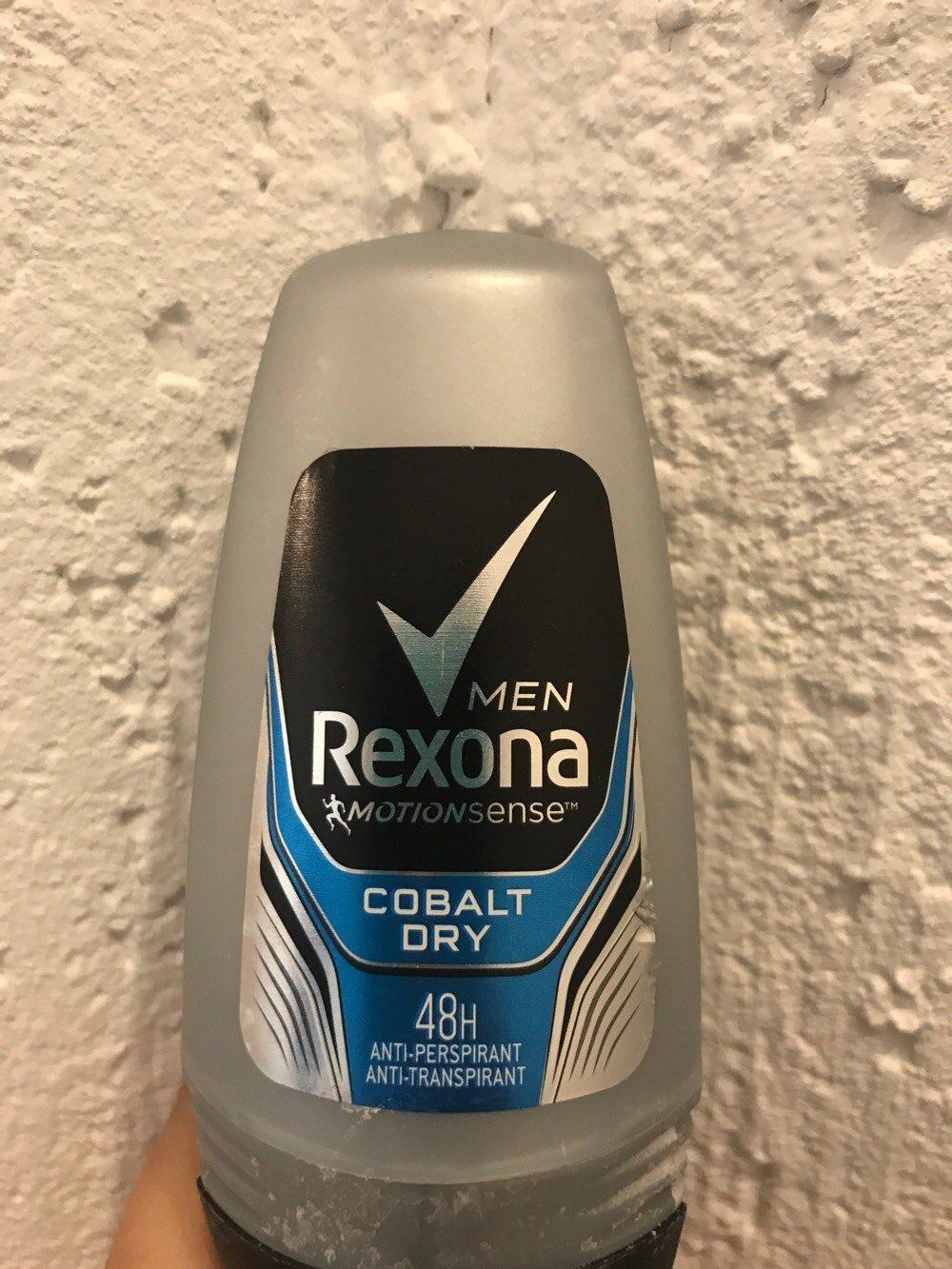 Rexona Rollon Men Deodorant 50ML Cobalt - Product - fr